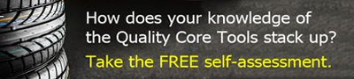 Core Tools Free Self Assessment